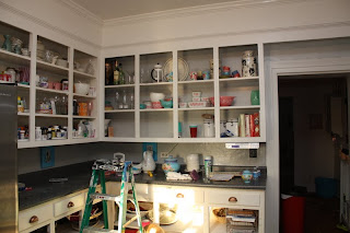 KiTCHEN CABINET UPDATE PART 5!!! or... the incredible journey...