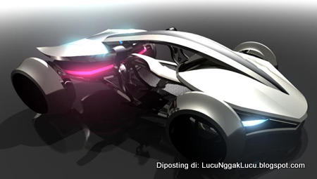 The World Of Otomotif Futuristic Cool Cars - Cool cars in the future