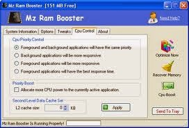 Download MZ Ram Booster Full Final
