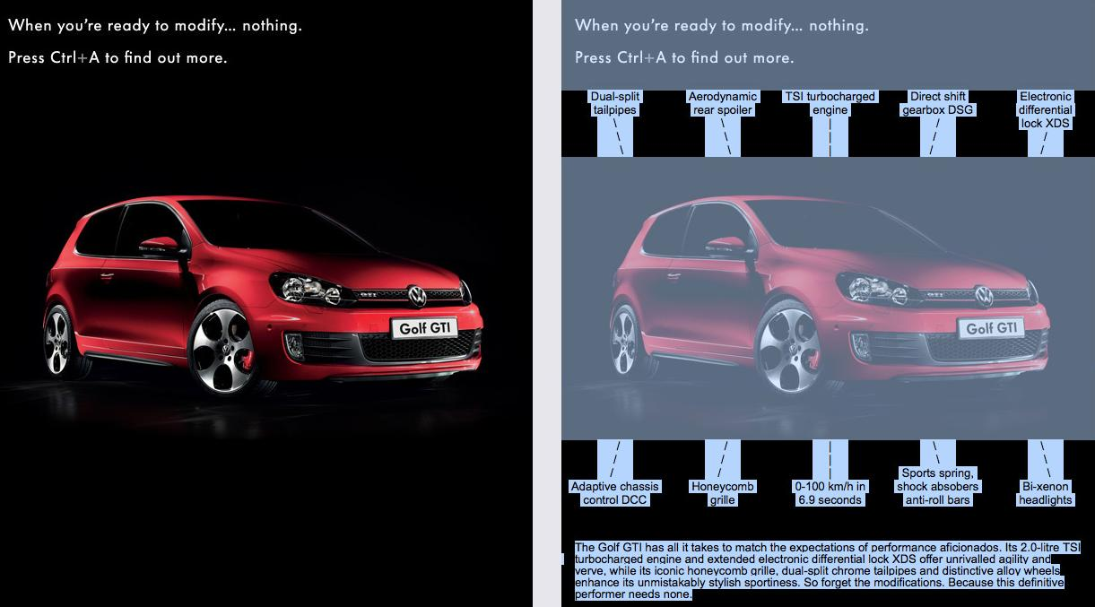 12 Clever and Cool Car Advertisements - Part 3.
