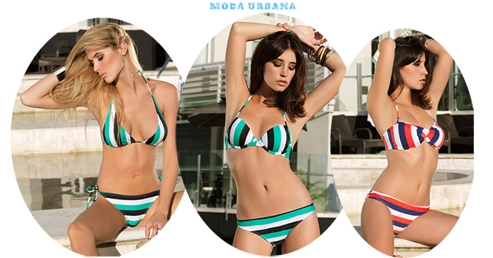 Sweet Lady 2013 mallas y bikinis