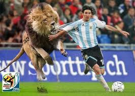 Messi liga champion