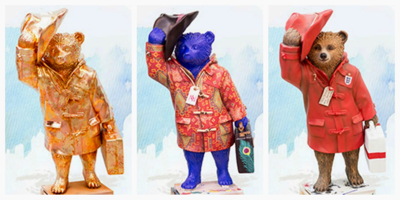 Get ready for the Paddington Bear take-over! | paddington | paddington bear | paddington movie | marks and spencer | mothercare | the paddington trial | london | paddington statin } mamasVIb | bear | duffle coat | wellingtons | classic kids books | classic books | michael bond | paddington statues around london | visit london | new movie | paddington bath products | paddington pyjamas | gifts | christmas gifts | movie for christmas | mamasvib