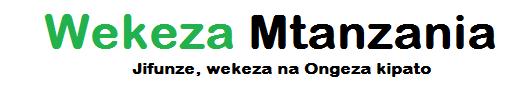 WEKEZA  MTANZANIA