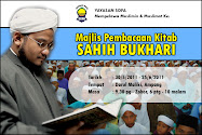 ::Majlis Pembacaan Kitab Sahih Bukhari::