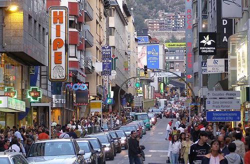 Andorra travel guide and travel info exotic travel - Apartamentos dv barcelona ...