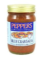 Blue Crab Salsa