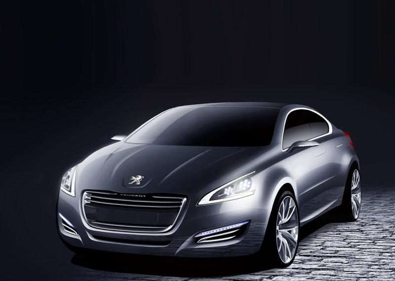 Peugeot 5 Concept 2010