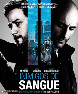 Download - Inimigos de Sangue – DVDRip AVI Dual Áudio + RMVB Dublado ( 2013 )
