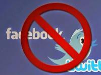 Korut Blokir Facebook Dan Twitter