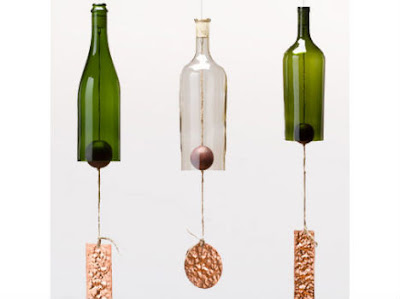 How to recycle creative uses for your wine bottles for Recycling wine bottles creatively