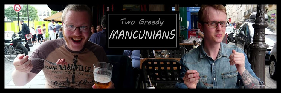 TWO GREEDY MANCUNIANS