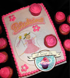 Pinkalicious Buttercream Birthday
