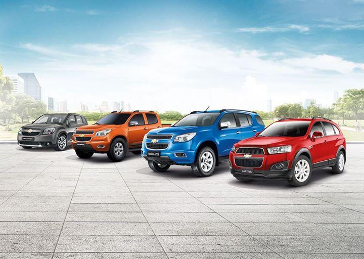 Chevrolet Motorama 2015
