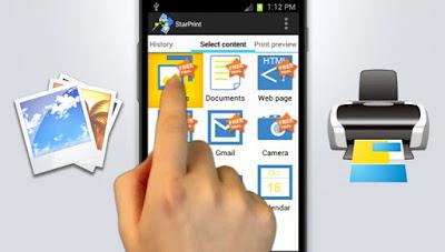 Cara Mudah Print File Langsung Dari Android