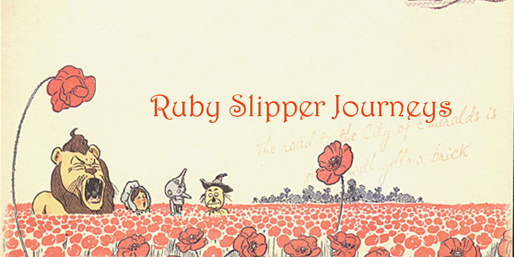 Ruby Slipper Journeys