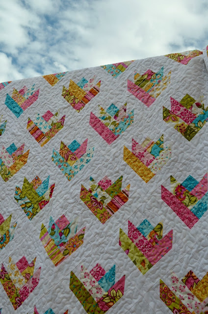 Christine s Favorite Things: A Tulip Quilt for Julianna