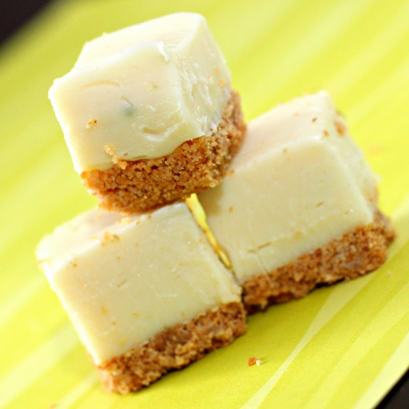 Sugar Cooking: Key Lime Pie Fudge