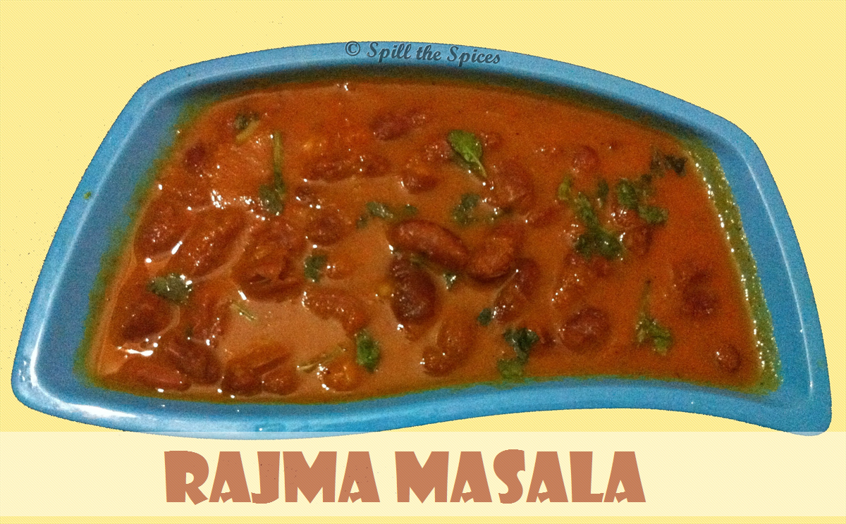 Rajma Masala | Spill the Spices