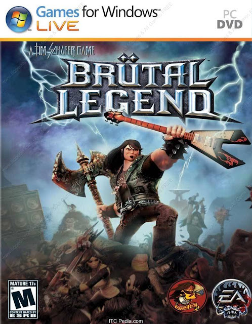 Brutal Legend Update 4 to 8 - RELOADED