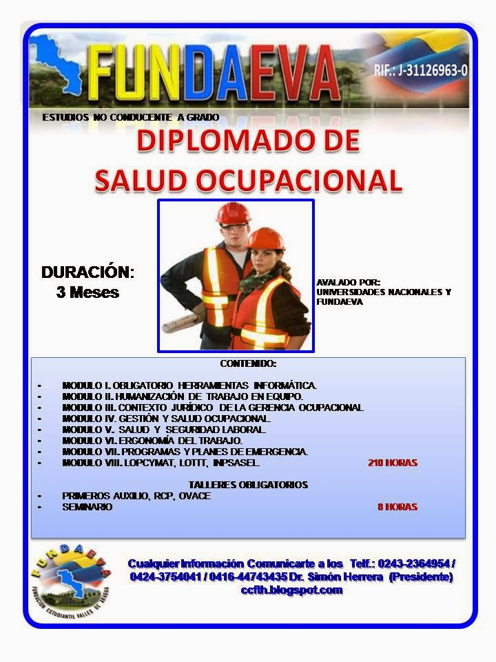 DIP DE SALUD OCUPACIONAL