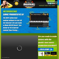 Now its easy to make rap beats online with our