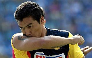 Salvador Cabañas de regreso al fútbol profesional