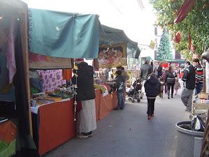 III Mercado Navideño Artesanal de Sanlúcar la Mayor (Sevilla)