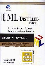 toko buku rahma: buku UML DISTILLED EDISI 3, pengarang martin fowler, penerbit andi