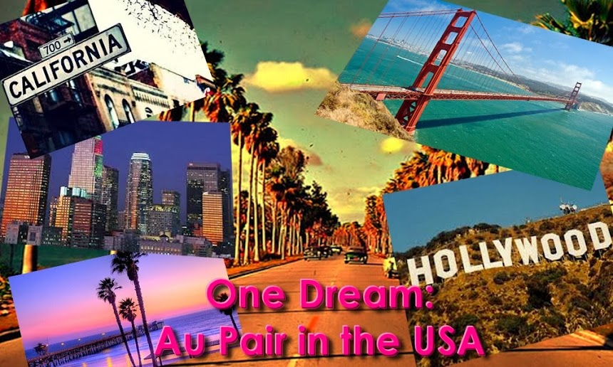 One dream: Au Pair in the USA
