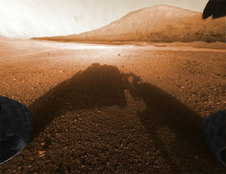 video de Marte