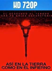 Así en la Tierra Como en el Infierno HD 720p Latino 2014