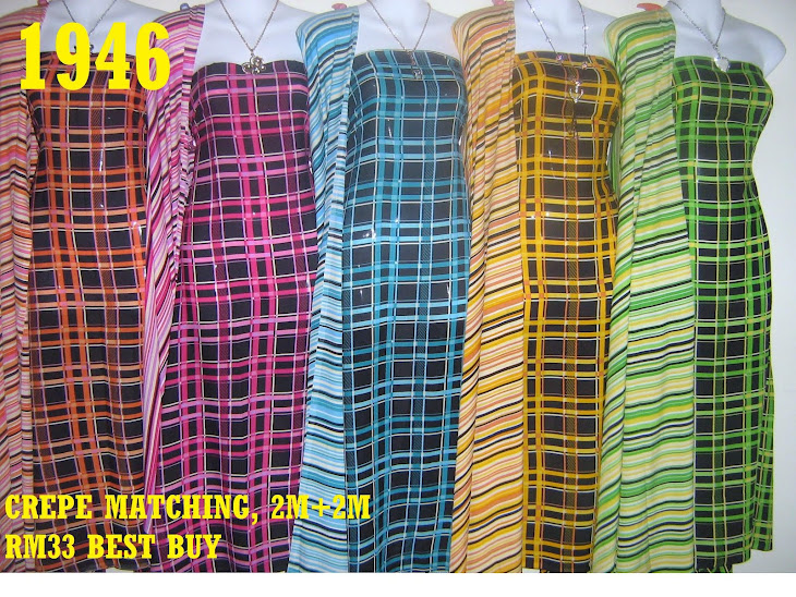 CM 1946: CREPE MATCHING, 2M+2M, 5 COLORS