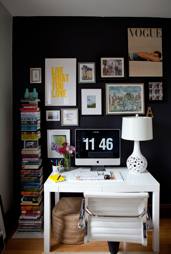 funky home office. Fabulous Offices: Live Creating Yourself\u0027s Office Space \u2013 With A View Funky Home H