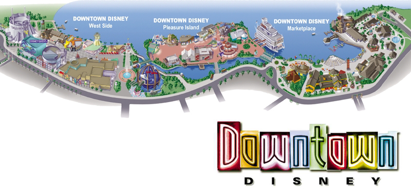 downtown disney map anaheim pdf