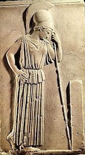 Diosa Griega Atenea. Diosa de la Sabiduria. Grecia. Historia de Grecia