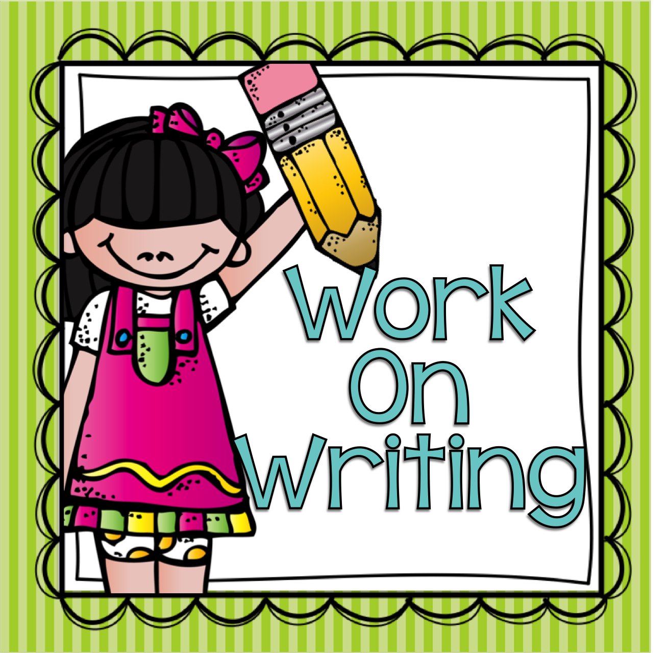 daily 5 work on writing The daily five is a student-driven management structure designed to fully engage students in reading and writing the daily 5: work on writing is a time for.