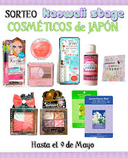 "Sorteo en el blog ""Kaowaii Stage"""