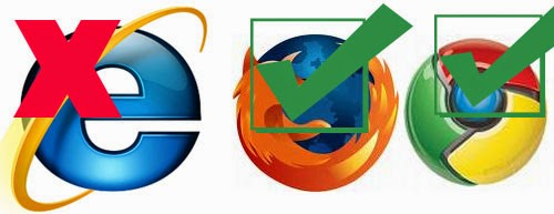 Imagem do Internet-Explorer-Mozilla-Chrome