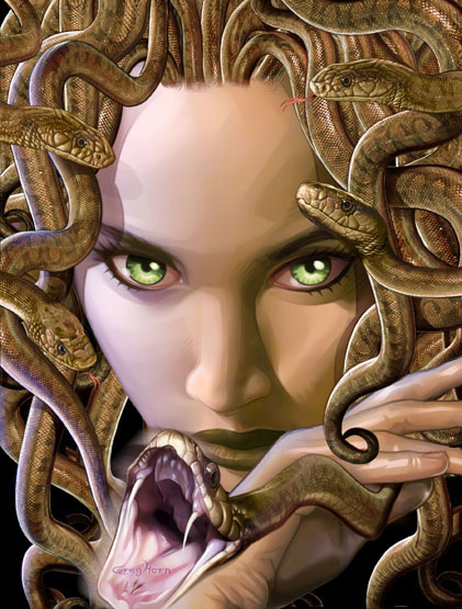 A Day In The Life Of...: Medusa