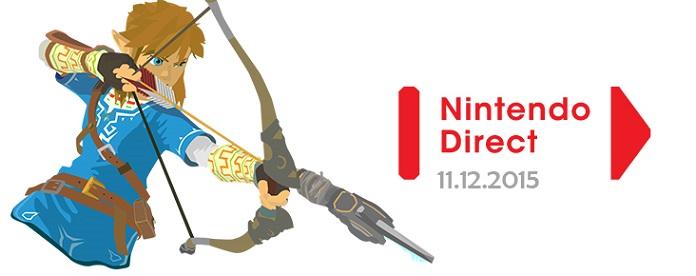 Nintendo Direct Noviembre 2015