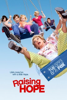 Raising Hope S3 Poster 1 283x420 Download   Raising Hope S03E18   HDTV + RMVB Legendado