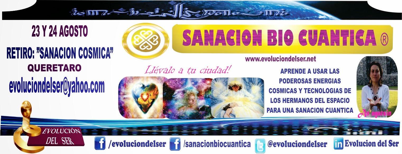 SANACION CUANTICA * RETIRO VIVENCIAL