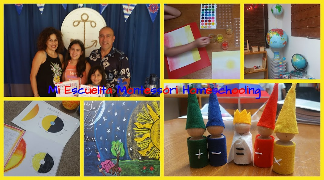 Mi Escuelita Montessori Homeschooling