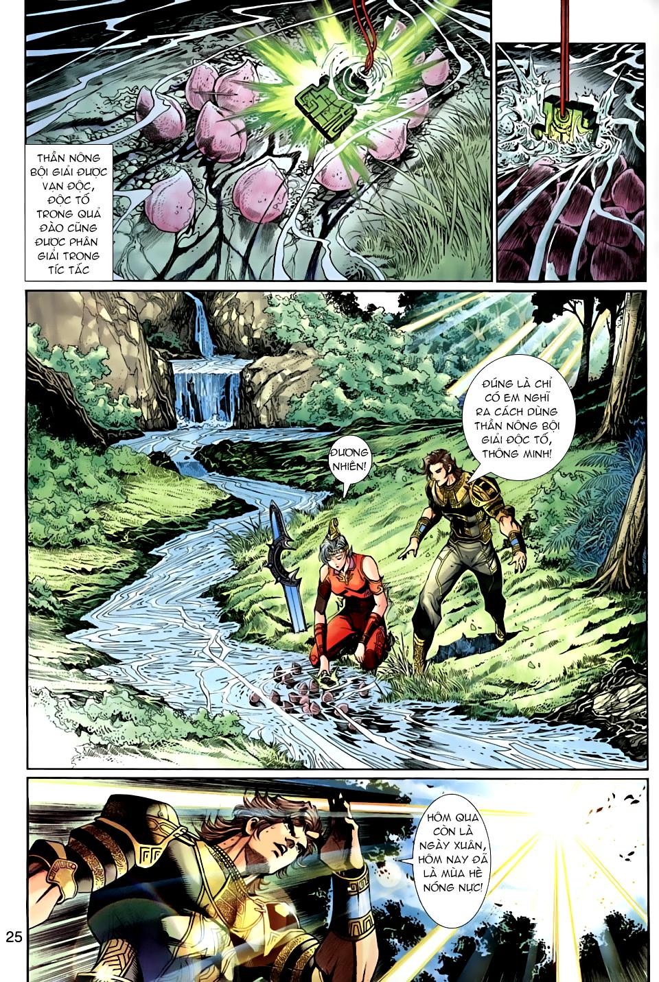 Thần binh huyền kỳ 3 - 3.5 Chapter 83 - Hamtruyen.vn