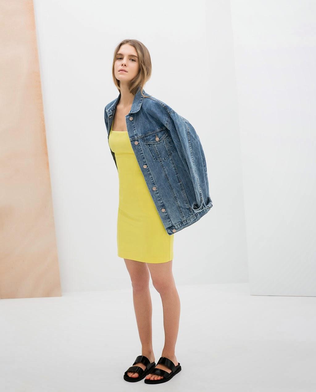 Zara amarillo