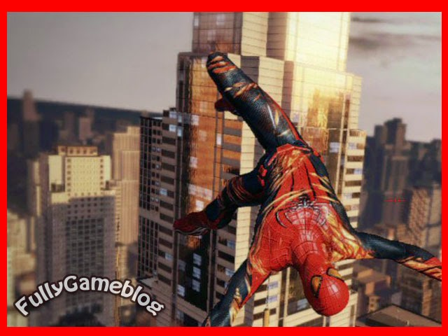 the amazing spider man 2012 game download pc