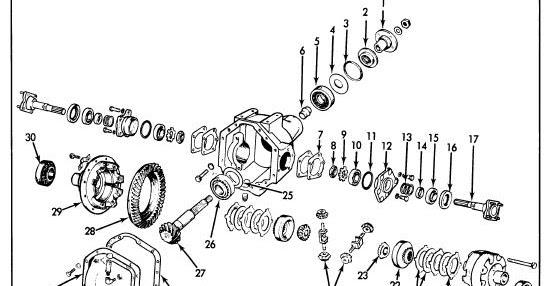 service manual  2003 jaguar s type slip differential