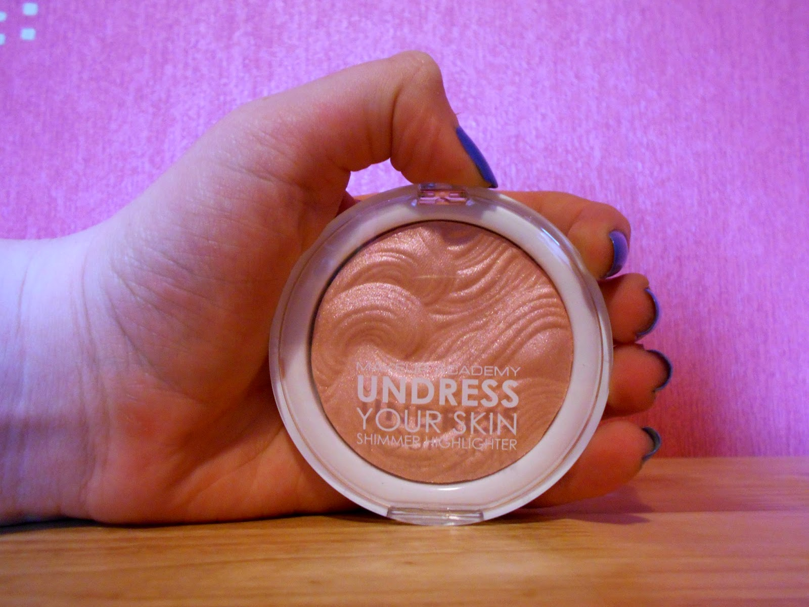 Makeup Academy Undress Your Skin Shimmer Highlighter
