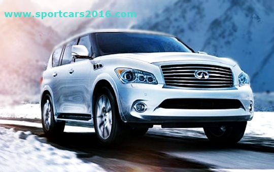 2016 Infiniti QX80 Review